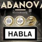 Bodegas Habla, uno de los referentes de vanguardia del vino español, protagonizará la próxima Cena Maridaje de Kabanova