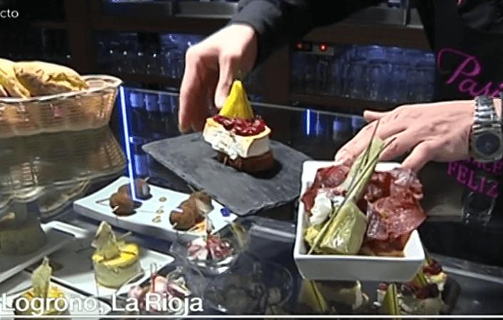 España Directo, de TVE, visita el restaurante Pasion por ti