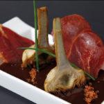 Las alcachofas del restaurante Pasión por ti, parada obligatoria en el Camino de Santiago