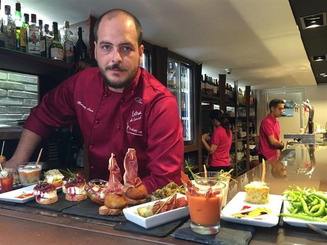El chef Miguel Martínez-Losa se une al equipo del restaurante Pasión por ti